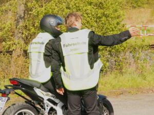 Motorrad Unterricht